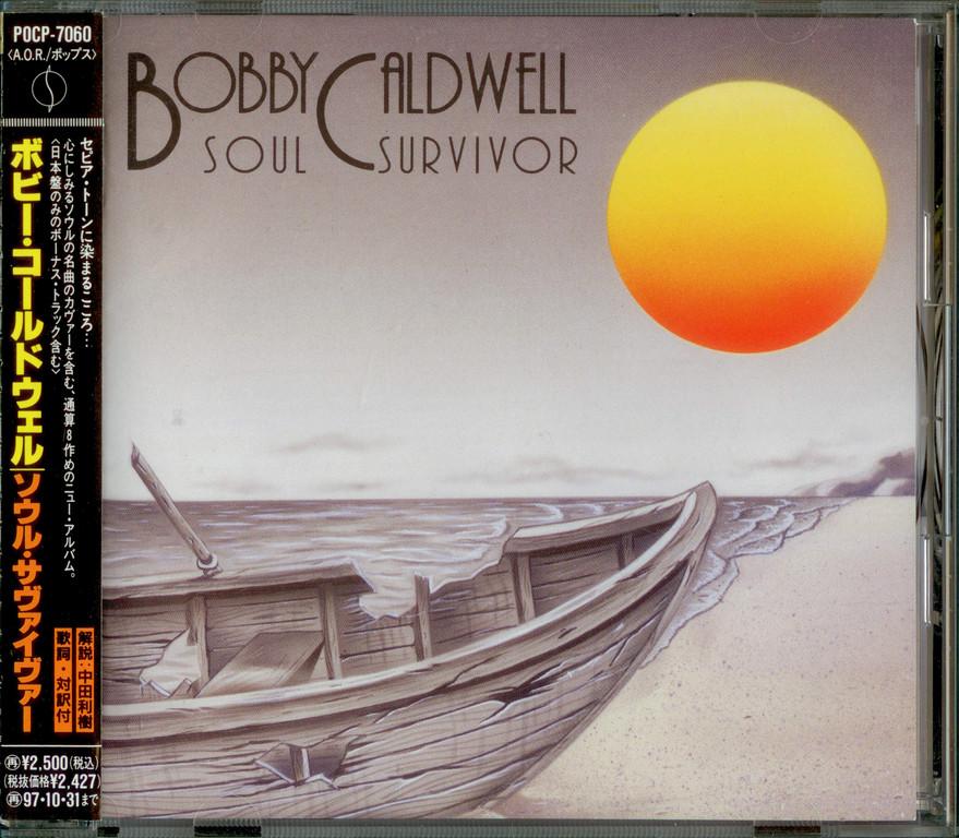 Bobby Caldwell - Soul Suvivor (1995) {Japan 1st Press}