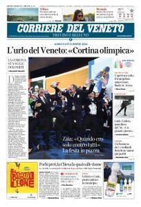 Corriere del Veneto Treviso e Belluno – 25 giugno 2019