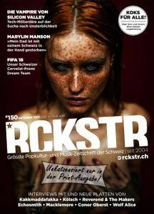 RCKSTR Magazine - Oktober 2017