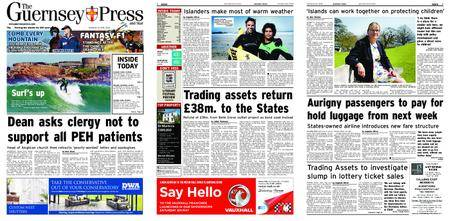The Guernsey Press – 19 April 2018