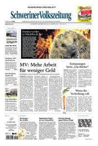 Schweriner Volkszeitung Hagenower Kreisblatt - 29. März 2018