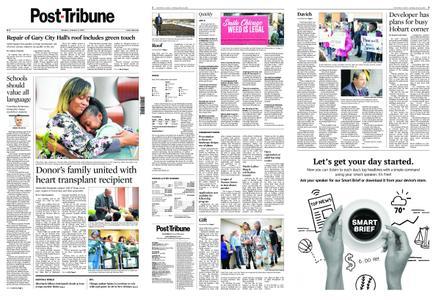Post-Tribune – January 06, 2020