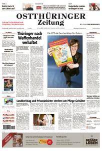Ostthüringer Zeitung Rudolstadt - 29. März 2018