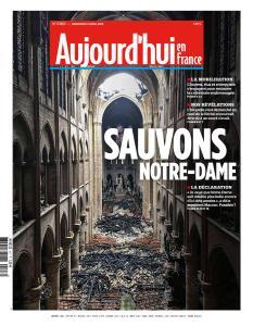 Aujourd'hui en France du Mercredi 17 Avril 2019