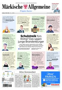 Märkische Allgemeine Prignitz Kurier - 29. März 2019