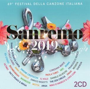 Sanremo 2019: 69° Festival Della Canzone Italiana (2CD, 2019)