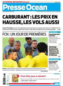 Presse Océan Nantes – 17 août 2019