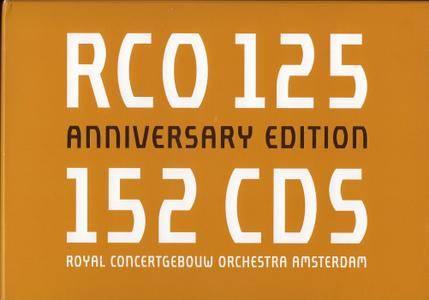 VA - RCO 125 The Radio Legacy: Anthology of the RCO, Volumes 1-7 (2013) (152 CDs Box Set)