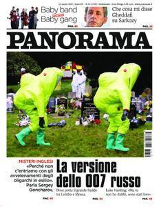 Panorama Italia - 22 marzo 2018