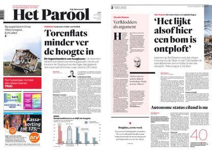 Het Parool – 08 september 2017