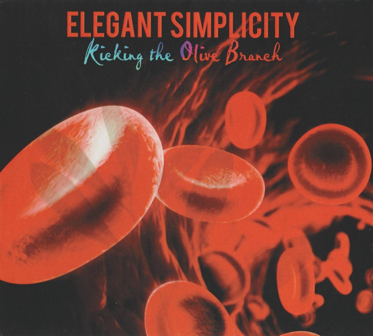 Elegant Simplicity - Kicking the Olive Branch (2017) {Proximity Records ESCD 20170602-01}
