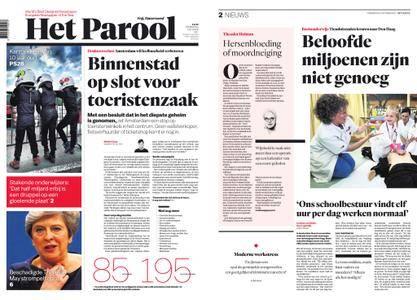 Het Parool – 05 oktober 2017