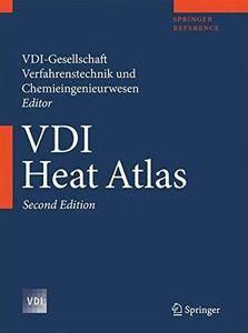 VDI Heat Atlas (VDI-Buch)