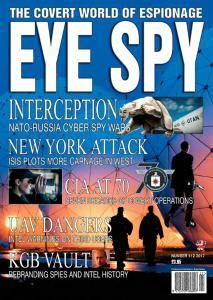 Eye Spy - Issue 112 - December 2017