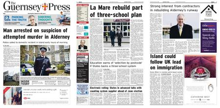 The Guernsey Press – 20 February 2020
