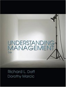 Understanding Management, 6 edition