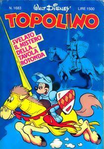 Topolino 1683 - Topolino e i cavalieri della Tavola Rotonda (1988)