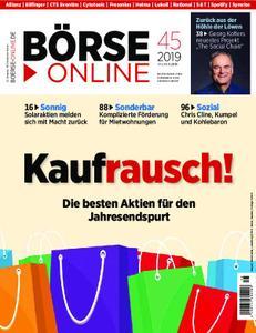 Börse Online – 07. November 2019