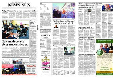 Lake County News-Sun – January 24, 2019