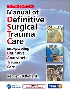 Manual of Definitive Surgical Trauma Care, 5th Edition