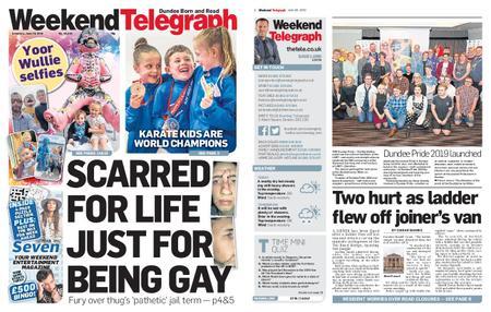 Evening Telegraph First Edition – June 29, 2019