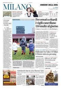 Corriere della Sera Milano - 10 Gennaio 2018