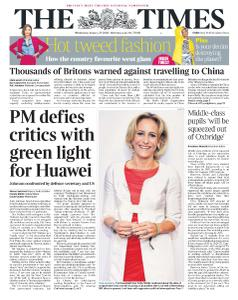 The Times - 29 January 2020