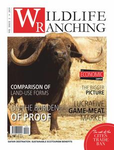 Wildlife Ranching Magazine - April 2019