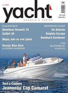 Yacht magazine - květen 2015