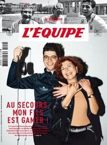 L'Equipe Magazine - 9 Novembre 2019