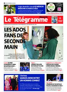Le Télégramme Lorient – 26 septembre 2021