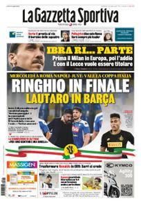 La Gazzetta dello Sport Roma – 14 giugno 2020