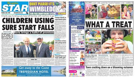 Shropshire Star Shrewsbury Edition – July 01, 2019