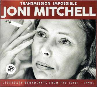 Joni Mitchell - Transmission Impossible (2015) [Bootleg]
