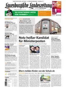 Lauenburgische Landeszeitung - 30. Januar 2018