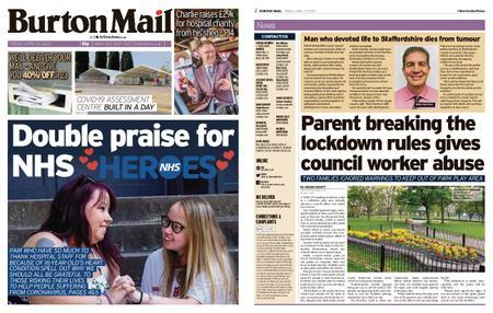 Burton Mail – April 10, 2020