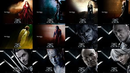 22 wallpapers from X-Men 3 movie