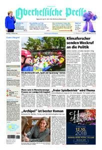 Oberhessische Presse Hinterland - 09. Oktober 2018