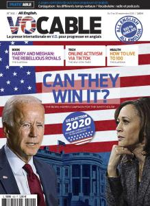Vocable All English - 17 Septembre 2020
