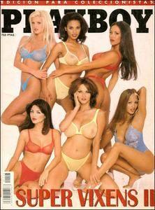 Playboy Special Edition - Super Vixens II , N°43 , 2000 (Spain) (Repost)