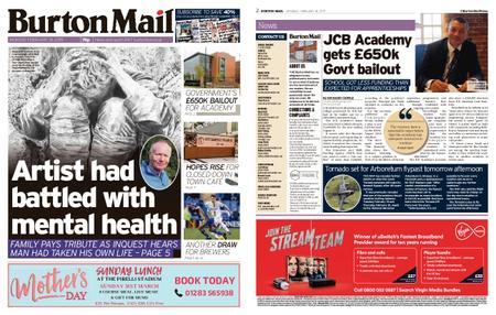 Burton Mail – February 18, 2019