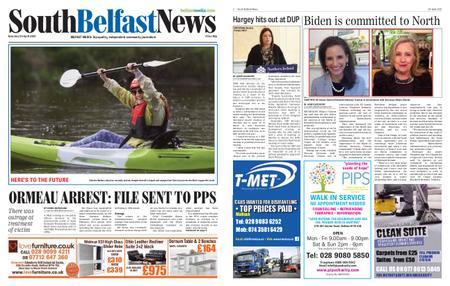 South Belfast News – April 22, 2021