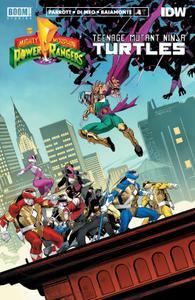 Mighty Morphin Power Rangers - Teenage Mutant Ninja Turtles 004 (2020) (digital) (Raphael-Empire
