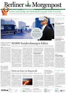 Berliner Morgenpost – 23. August 2019