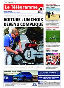 Le Télégramme Guingamp – 11 novembre 2019
