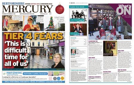 Hertfordshire Mercury – December 24, 2020