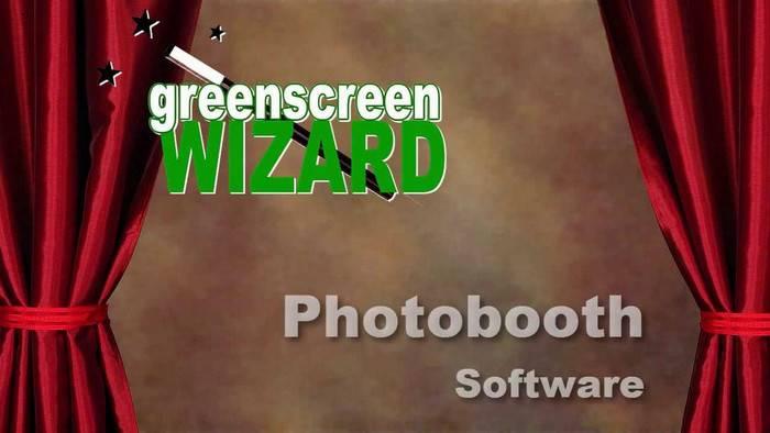 Green Screen Wizard Photobooth 4.2