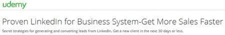 Proven LinkedIn for Business System-Get More Sales Faster