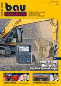 Bau Magazin - Februar 2019
