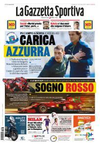 La Gazzetta dello Sport - 28 Marzo 2021